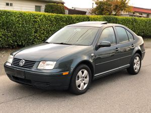 2003 Volkswagen Jetta for Sale in Tacoma, WA