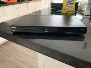 Philips DVD player for Sale in Pompano Beach, FL