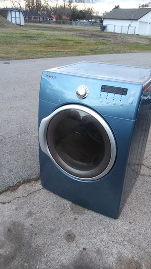 Samsung electric dryer for Sale in Tulsa, OK