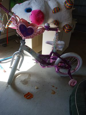 Girls princess bike for Sale in Taylor Landing, TX