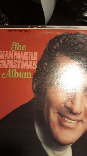 The dean martin christmas album lp. for Sale in Tracy, CA