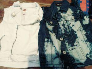 4t jean vest for Sale in Jacksonville, FL