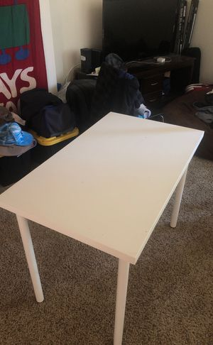 White Table for Sale in Temecula, CA