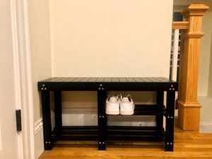 Shoe Rack/Bench for Sale in Watertown, MA