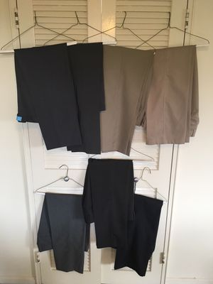 Lot of Men's Suits, Slacks, and Accessories for Sale in Washington, DC
