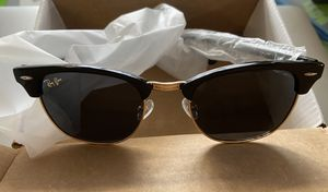 Designer sunglasses polished black for Sale in Euclid, OH