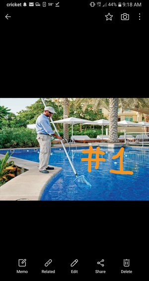 Pool Service for Sale in Humble, TX
