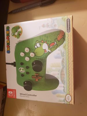 Nintendo Switch Yoshi Controller for Sale in Raleigh, NC