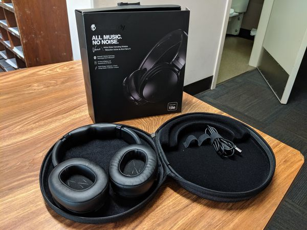 ANC Skullcandy Venue Headphones