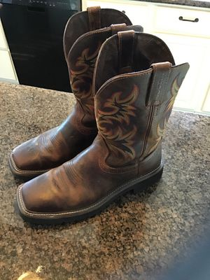 Work Boots 10D for Sale in Deer Park, TX
