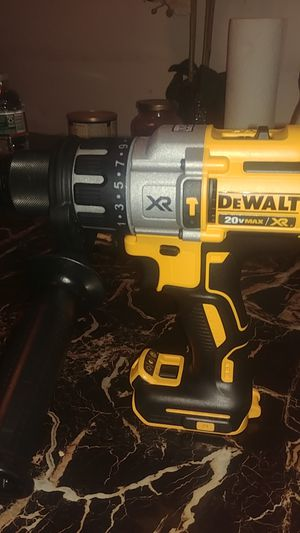 Dewalt HAMMER DRILL XR brand new.. for Sale in Laurel Springs, NJ