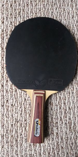 Butterfly PETR KORBEL FL OFF PING PONG TABLE TENNIS RACKET for Sale in Hillcrest Heights, MD