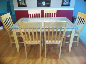 Granite kitchen table for Sale in Blacklick, OH