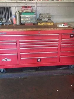 Snapon Classic 96 Tripple Bank 17 Drawer for Sale in Granite City,  IL