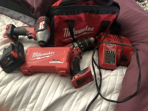 Milwaukee m18 for Sale in San Pablo, CA