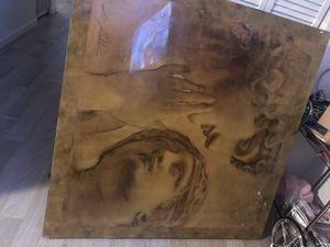 Big picture frame for Sale in Miami, FL