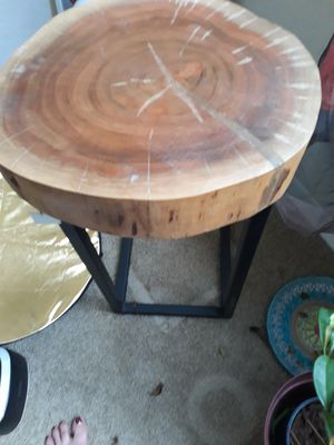 Wood end tables for Sale in Orlando, FL