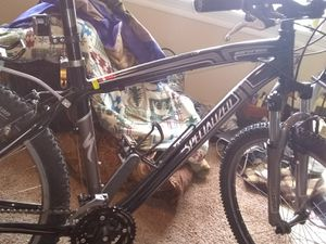 Specialized bike17 inch frame 26 inch rims for Sale in Salt Lake City, UT