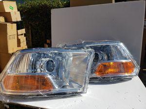 Dodge Ram 2009-2018 Projector Headlights for Sale in Pomona, CA