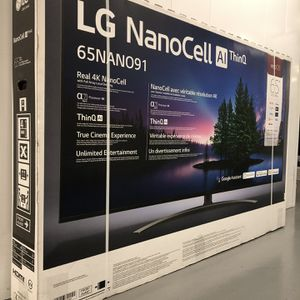 """LG 65"""" 4K NATIVE HDMI 2.1 NATIVE 120HZ SMART TV! Delivery Available. AMAZING FOR NEXT GEN GAMING! for Sale in Phoenix, AZ"""