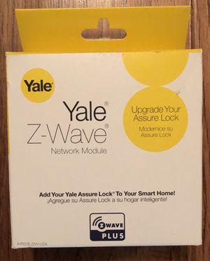 Yale Z-Wave Network Module. for Sale in Los Angeles, CA