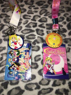 Sailor Moon lanyard combo for Sale in Richardson, TX