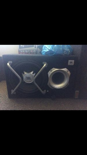 JBL GT-BassPro12in for Sale in Salt Lake City, UT