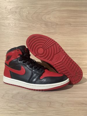 Jordan 1 dmp bred toe size 11 for Sale in Industry, CA