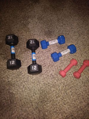 Handweights for Sale in Cleveland, OH