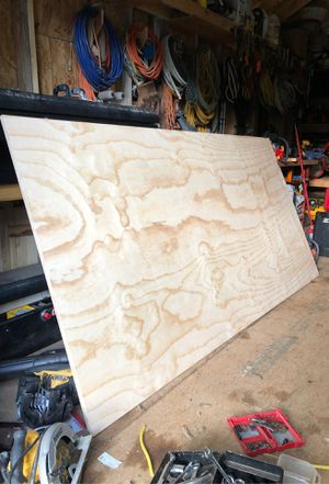 3/4 inch plywood for Sale in Charlotte, NC
