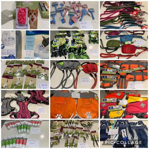 dog guides, collars, vitamins, clothes... and much more with less than 90% - 50% price in photos for Sale in Windermere, FL