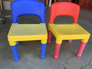 Kids play chairs for Sale in Fresno, CA