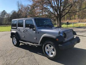 2016 Jeep Wrangler Unlimited for Sale in Charlotte, NC