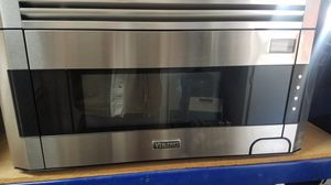 Viking over the range microwave for Sale in Wildomar, CA