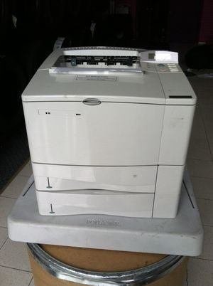 Hp LeaserJet 4000 Series printer for Sale in Denver, CO