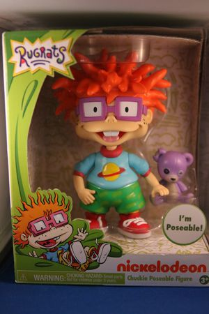 CHUCKIE RUGRATS TOY FIGURE for Sale in Chicago, IL