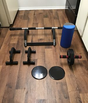 Body weight home gym for Sale in Houston, TX