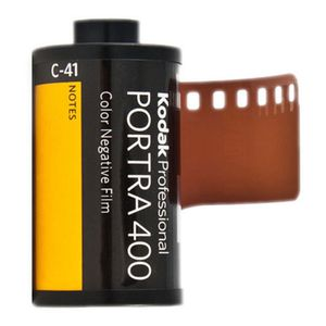 KODAK PROFESSIONAL PORTRA 400 COLOR NEGATIVE FILM - 35MM ROLL FILM - 36 EXPOSURE for Sale in Beltsville, MD
