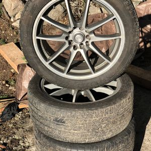 225 45 17 Rims and Tires for Sale in Auburn, WA