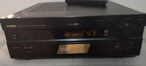 YAMAHA 5 Channel Stereo Receiver Audio Video for Sale in Springfield, VA