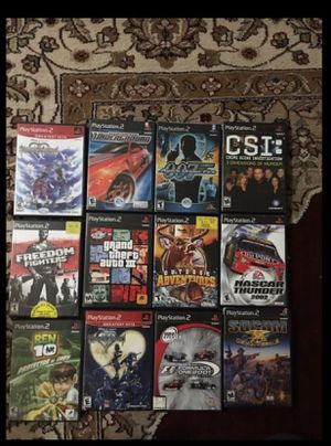 Like New PS2 Games for Sale in Beaverton, OR