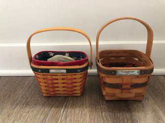 Longaberger baskets for Sale in Washington,  DC