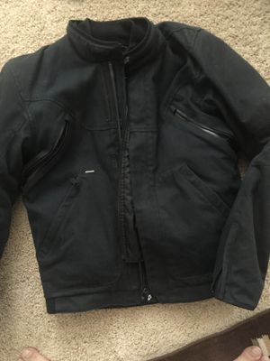 Motorcycle jacket m for Sale in Montgomery, IL