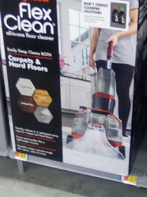BRAND NEW RUG DR FLEX SHAMPOOER RETAILS 279.99 for Sale in Vallejo, CA
