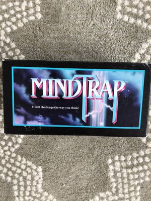 MindTrap Game -It will challenge the way you think for Sale in Mentor, OH