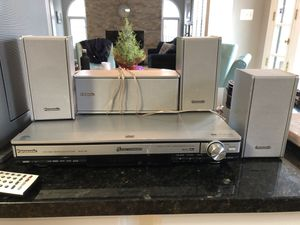 Panasonic dvd stereo system for Sale in Springfield, VA