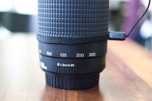 Canon ZOOM EF 75-300mm 1:4-5.6 III for Sale in Gaithersburg, MD