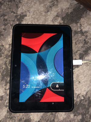 Kindle Fire Tablet for Sale in St. Louis, MO