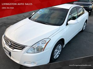 2012 Nissan Altima for Sale in Livingston, CA