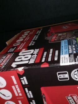 Brand New Lincoln Electric Welder 180 for Sale in Salt Lake City,  UT